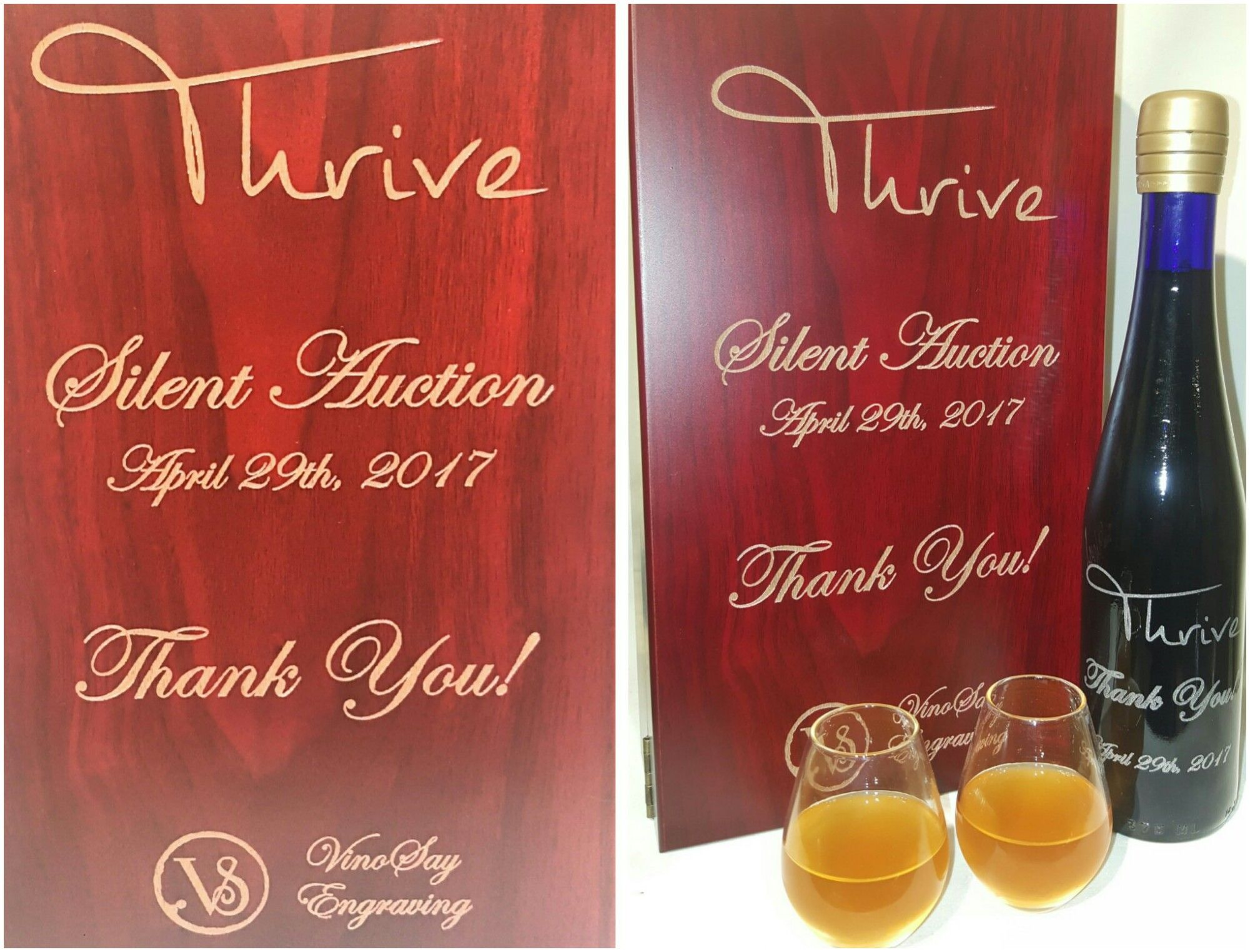 thrive side by side